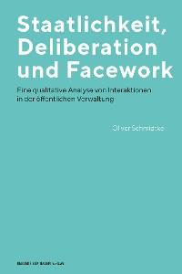Cover Staatlichkeit, Deliberation und Facework