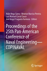 Cover Proceedings of the 25th Pan-American Conference of Naval Engineering—COPINAVAL