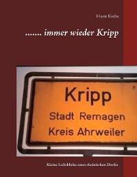 Cover ....... immer wieder Kripp