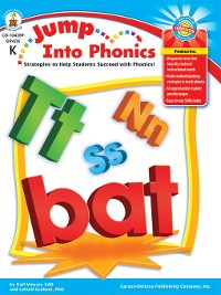 Cover Jump Into Phonics