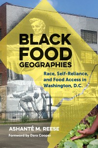 Cover Black Food Geographies