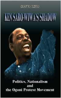 Cover Ken Saro- Wiwa's Shadow