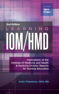 Cover Learning IOM/HMD