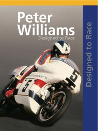 Cover Peter Williams Designed to Race