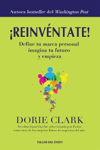 Cover ¡Reinvéntate!