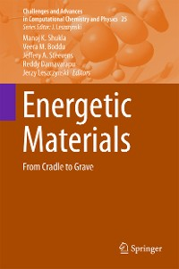 Cover Energetic Materials