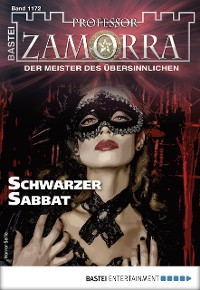 Cover Professor Zamorra 1172 - Horror-Serie