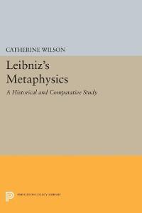 Cover Leibniz's Metaphysics