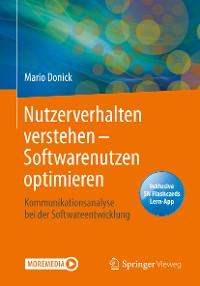 Cover Nutzerverhalten verstehen – Softwarenutzen optimieren