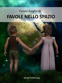 Cover Favole nello spazio