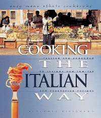 Cover Cooking the Italian Way