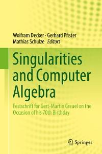 Cover Singularities and Computer Algebra
