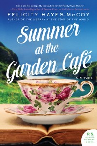 Cover Summer at the Garden Cafe