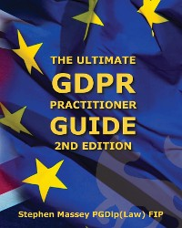 Cover Ultimate GDPR Practitioner Guide (2nd Edition)