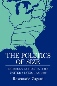 Cover The Politics of Size
