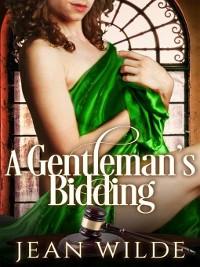 Cover A Gentleman's Bidding