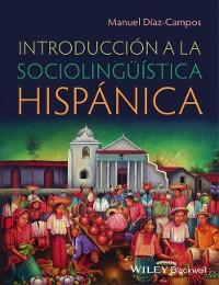 Cover Introduccion a la sociolingüistica hispanica