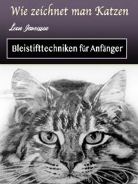 Cover Wie zeichnet man Katzen