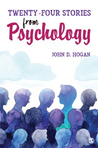 Cover Twenty-Four Stories From Psychology