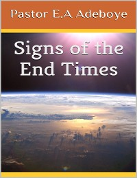 Cover Signs of the End Times