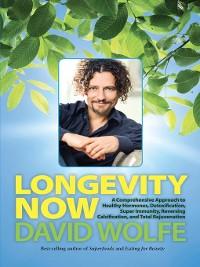 Cover Longevity Now