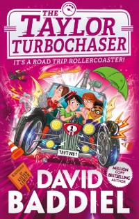 Cover Taylor TurboChaser