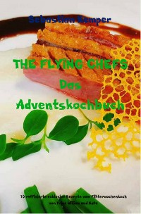 Cover THE FLYING CHEFS Das Adventskochbuch