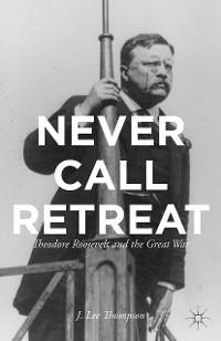 Cover Never Call Retreat