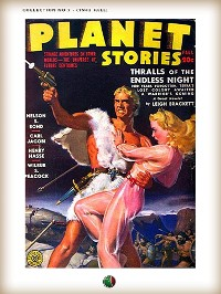 Cover PLANET STORIES [ Collection no.7 ]