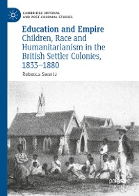 Cover Education and Empire