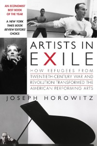 Cover Artists in Exile