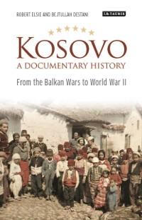 Cover Kosovo, A Documentary History