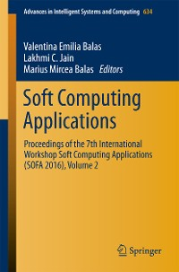 Cover Soft Computing Applications