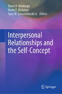 Cover Interpersonal Relationships and the Self-Concept
