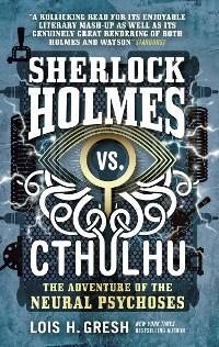 Cover Sherlock Holmes vs. Cthulhu
