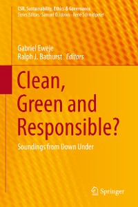 Cover Clean, Green and Responsible?