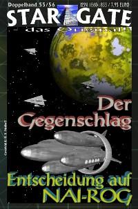Cover STAR GATE 055-056: Der Gegenschlag