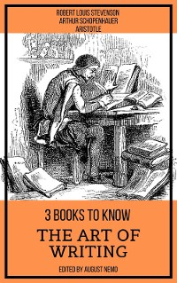 Cover 3 books to know - The Art of Writing