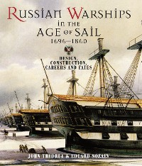 Cover Russian Warships in the Age of Sail 1696 - 1860