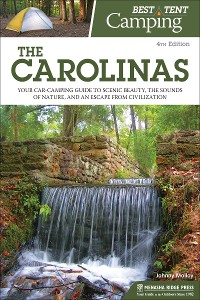 Cover Best Tent Camping: The Carolinas