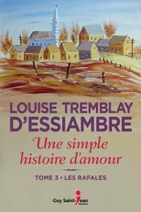 Cover Une simple histoire d'amour, tome 3