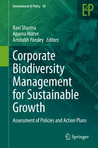 Cover Corporate Biodiversity Management for Sustainable Growth