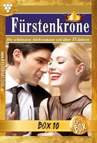 Cover Fürstenkrone Jubiläumsbox 10 - Adelsroman