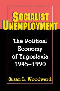 Cover Socialist Unemployment