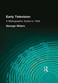 Cover Early Television