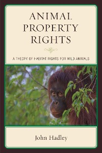 Cover Animal Property Rights