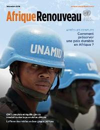 Cover Afrique renouveau, Décembre 2010