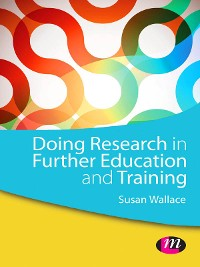Cover Doing Research in Further Education and Training