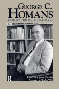 Cover George C. Homans