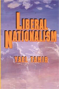 Cover Liberal Nationalism